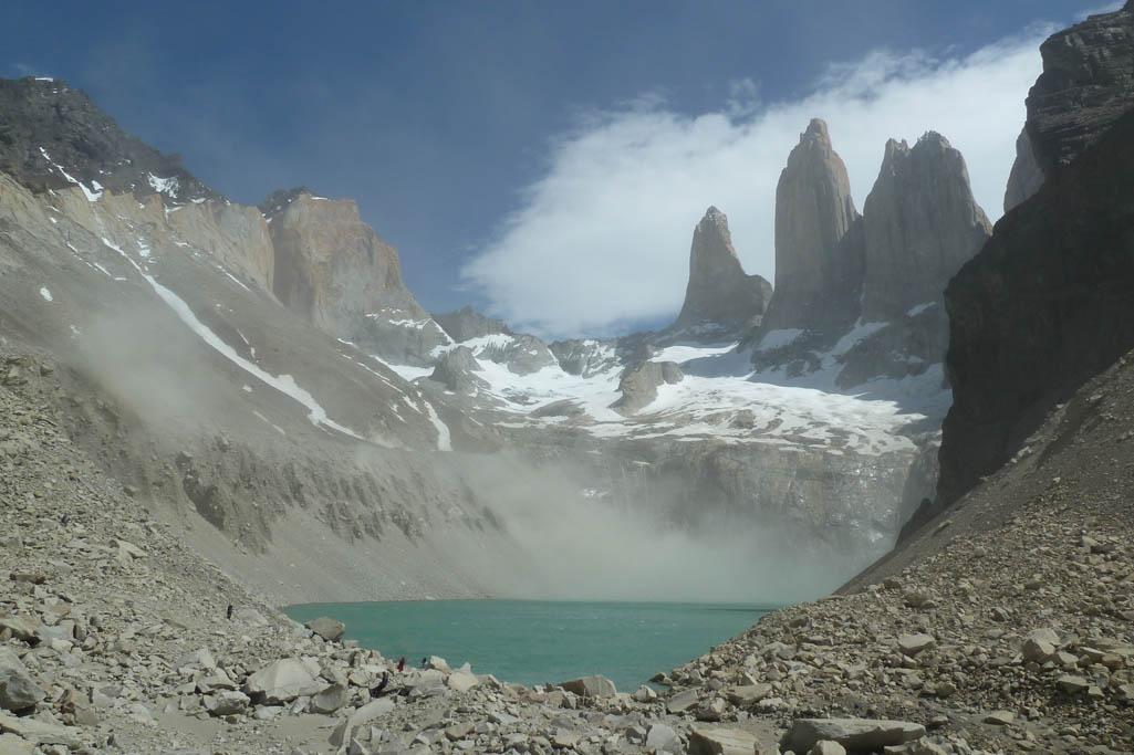 Circuito W Torres Del Paine : Torres del paine circuito w